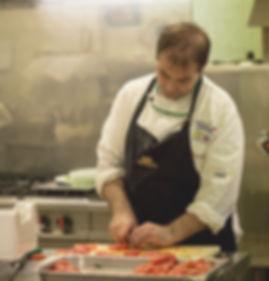 Chef Paolo Becatti