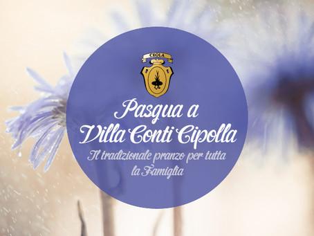 Pasqua in Villa: domenica 27 marzo 2016
