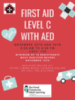 first aid level c with AED Nov 2019.png
