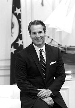 Ambassador Stuart Holliday