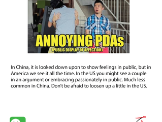 Public Display of Affection (PDA)