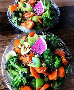 Greens On The Go 1975 grain bowl New Canaan Connecticut