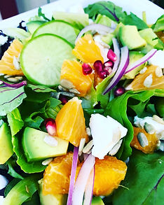 Greens On The Go California Salad New Canaan Connecticut