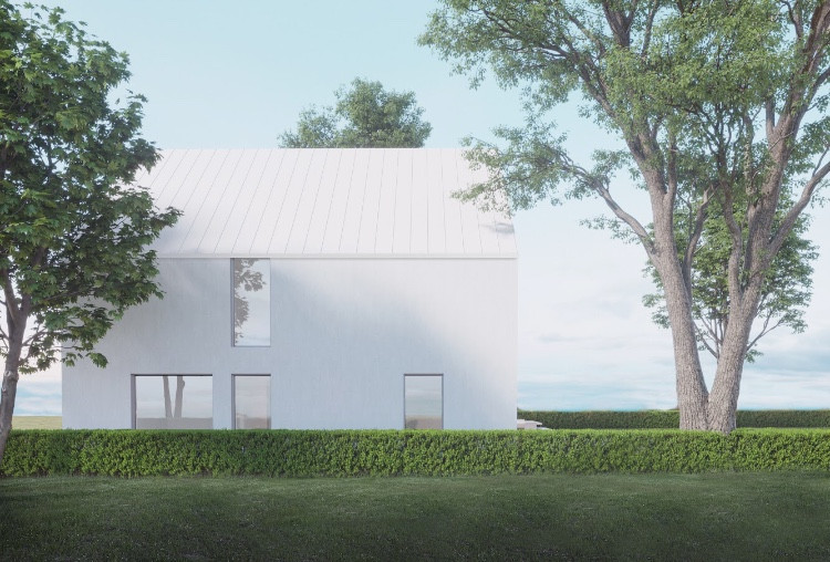 Architectural project in Moscow,Russia,Leningradskoye hwy. 2019