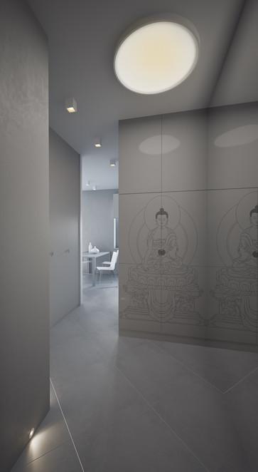 Interior Design in Moscow, Russia.