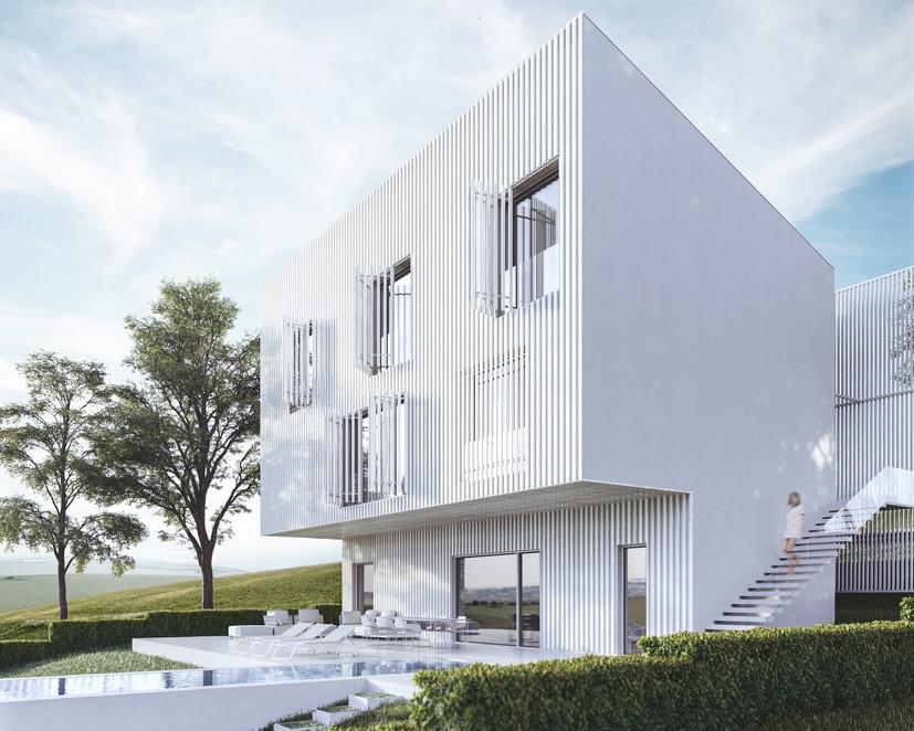 Architectural Project in Betania, Georgia. 2019