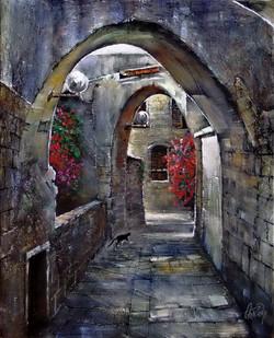 Corner of Old Jaffa
