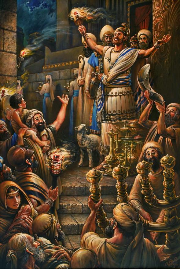 Return of Menorah