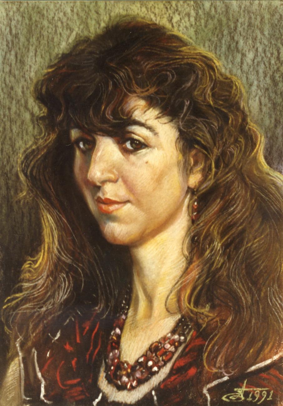 Polina, the wife