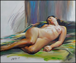 Nude (50х60 см)