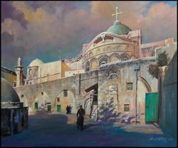 Jerusalem temple of the gravе