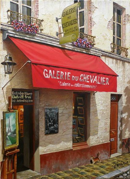 Galerie du Chevalier
