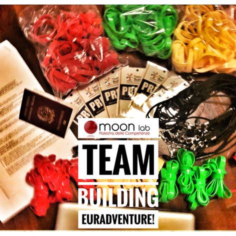 "Team Building ""EURAdventure"""
