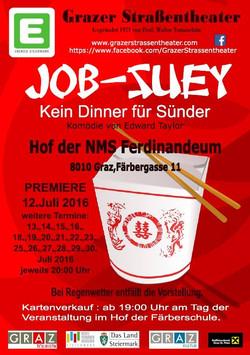 Job Suey - Kein Dinner für Sünder