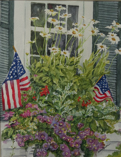 Red White and Bloom