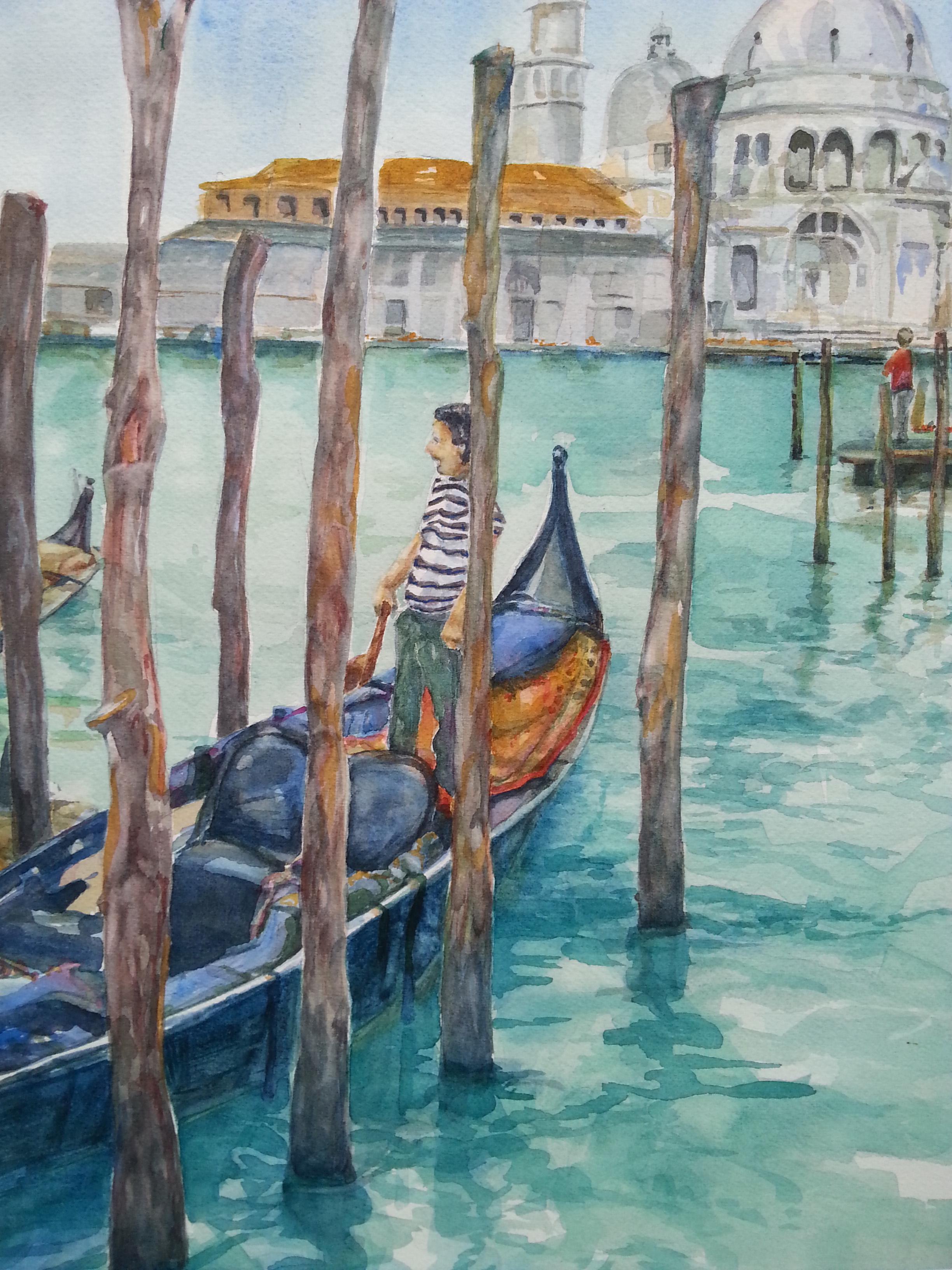 Venetian Cabbie