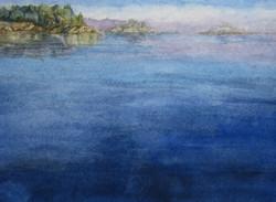 Foggy Fjord