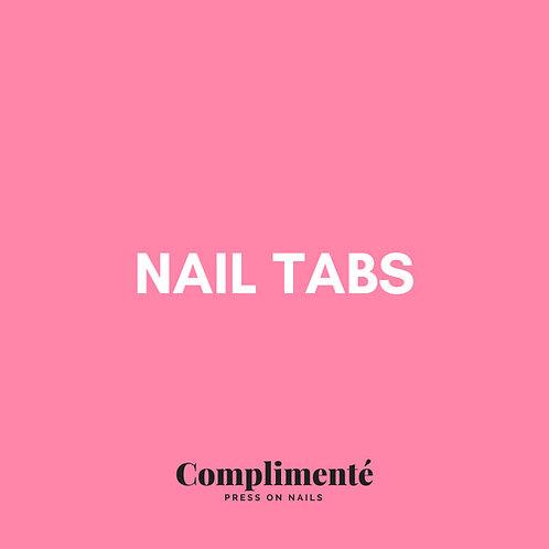 Nail tab
