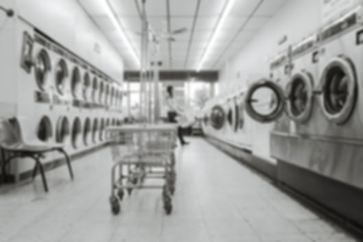 Commercial appliances, Laundromat
