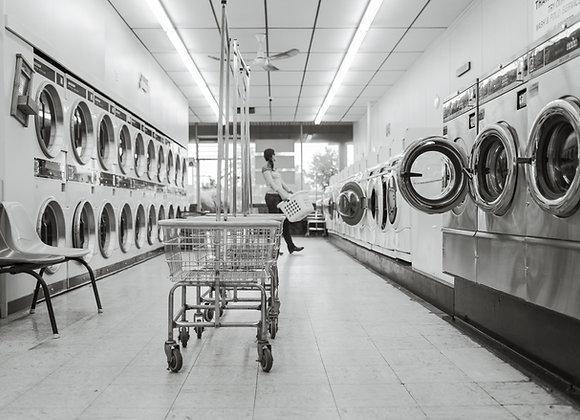 Химчистка с прачечной | финансовая модель бизнес плана