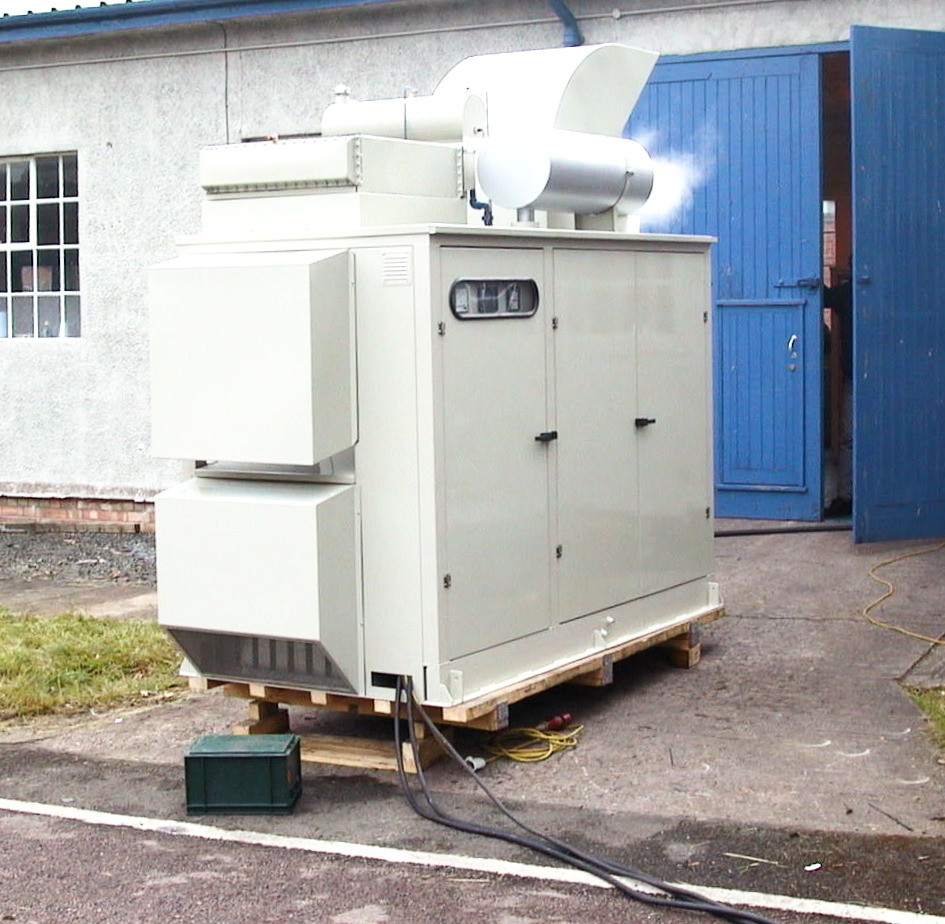 Small Scale CHP