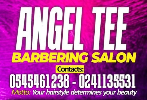 ANGEL TEE BARBERING SALON