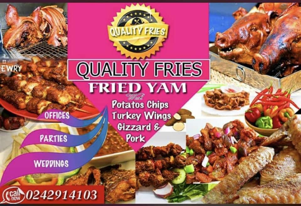QUALITY FRIES - 0242914103