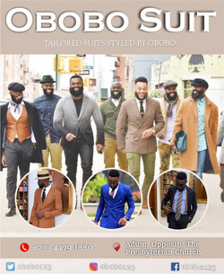 OBOBO SUIT _ Contact_ 0244791880 Adum op