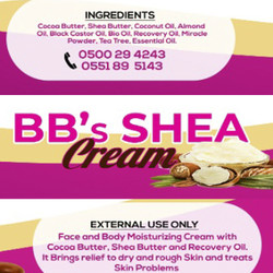BB's SHEA CREAM