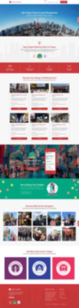 Wix Website Designer Japan