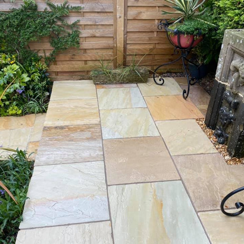 Patio Cleaning in Leeds, Bradford, Yorkshire and throughout the UK