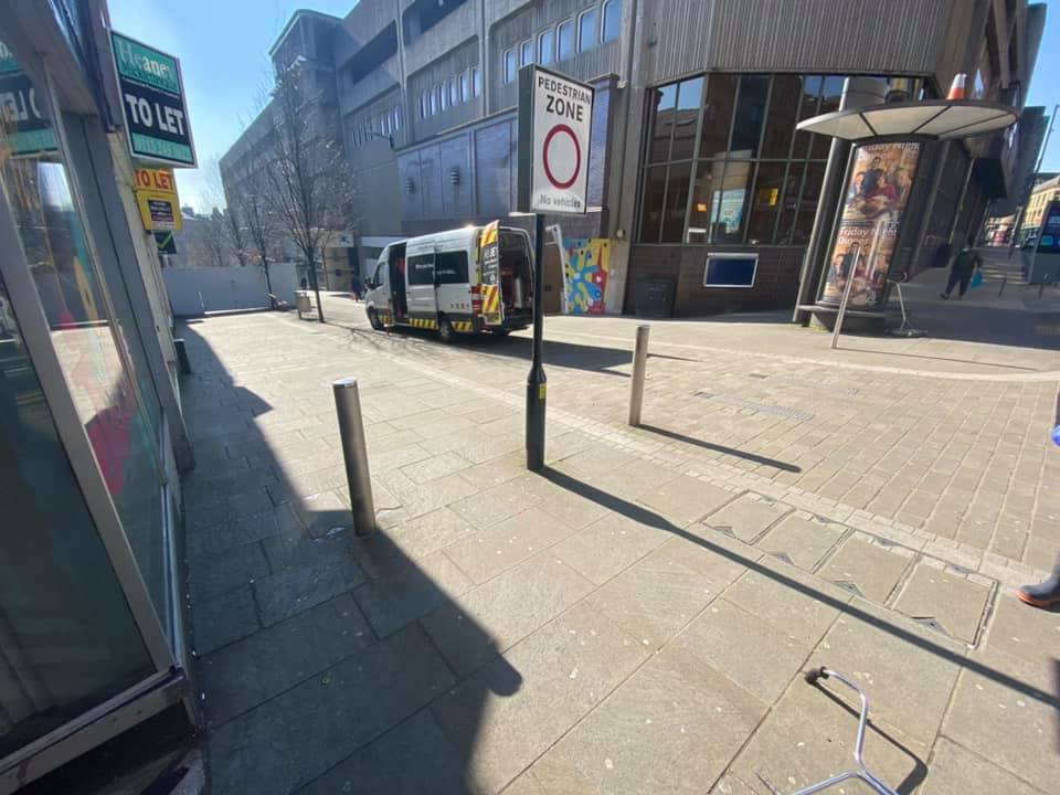 Chewing Gum Removal in Bradford