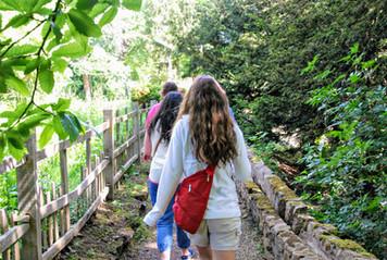 Walking up to Belvoir Castle.jpg