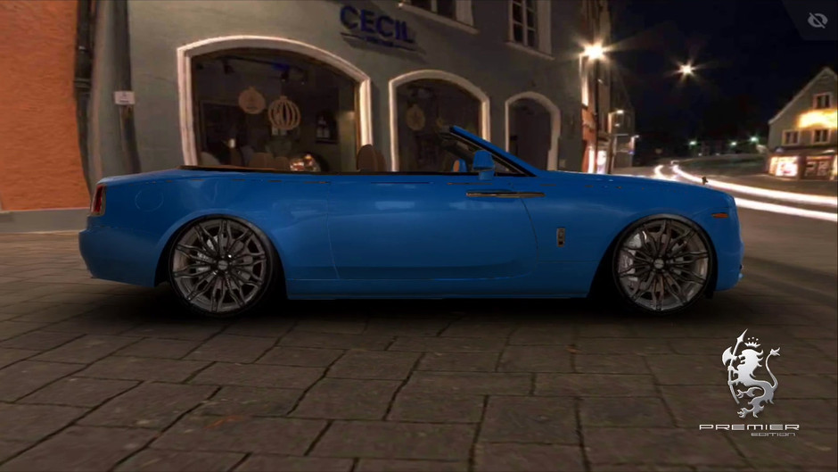 Rolls Royce Dawn Drophead