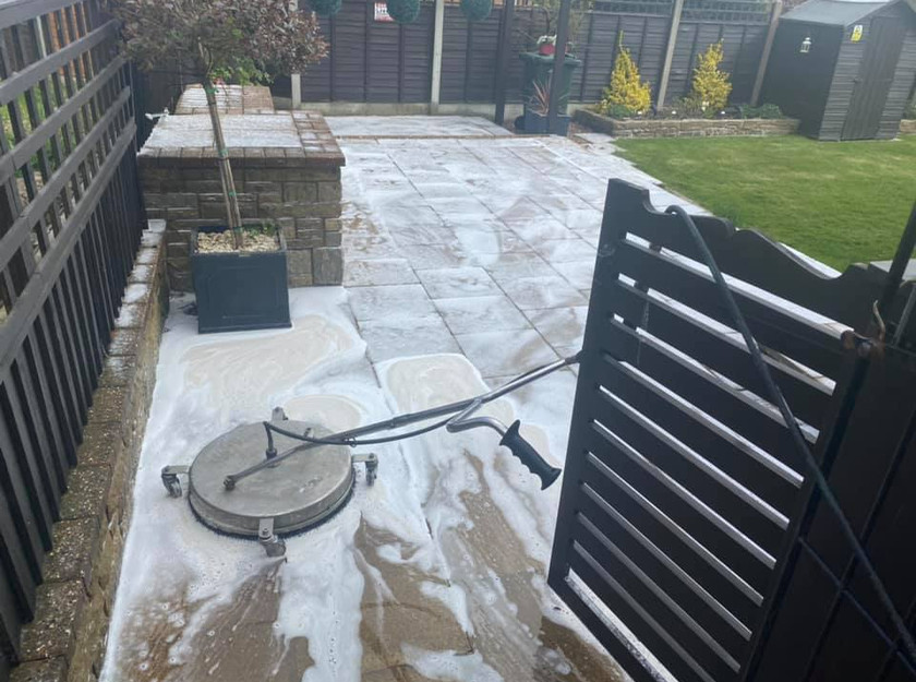 Patio and Driveway Cleaning UK