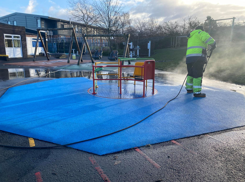 Children's Safety Wet Rubber Pour Cleaning Gargrave, Skipton, Ilkley, Crosshills, Steeton, Silsden, Addingham, Keighley, Haworth, Oakworth, Oxenhope, Denholme, Cullingworth, Willesden, Harden, Bingley, Halifax, Huddersfield, Bradford, Shipley, Guiseley, Baildon, Saltaire, Harrogate, Wetherby, Otley, York, Wakefield, Hebden Bridge.