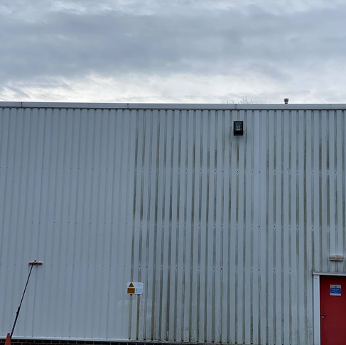 Cladding Cleaning in Leeds, Bradford, Yorkshire and throughout the UK