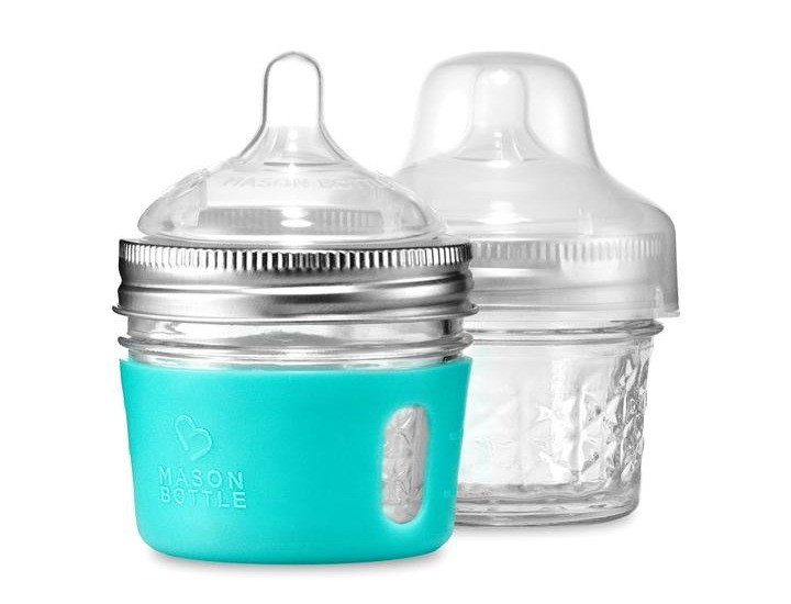 Should I use glass or plastic to store breastmilk?