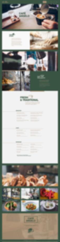 web design agency glasgow, wix template