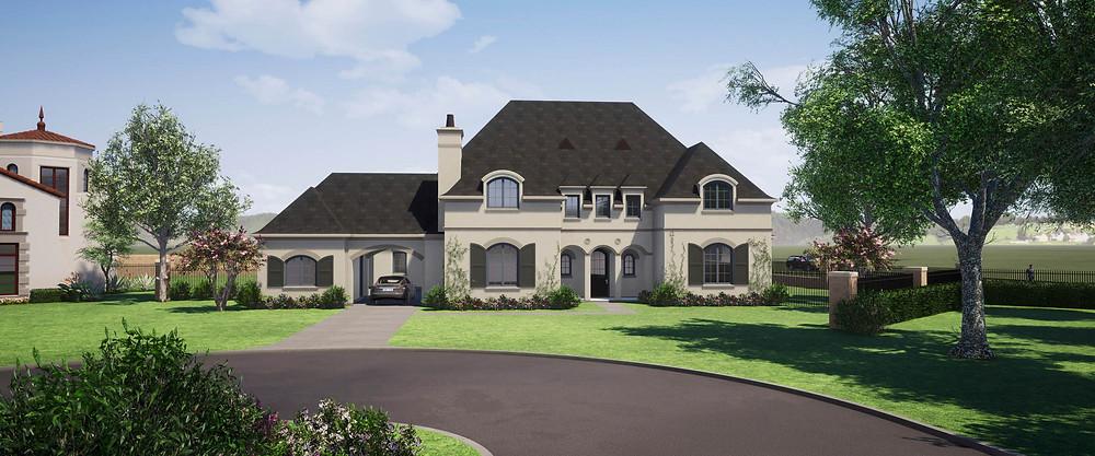 Luxury Custom Homes in Westlake Texas