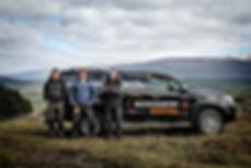 logo brand scotland van car