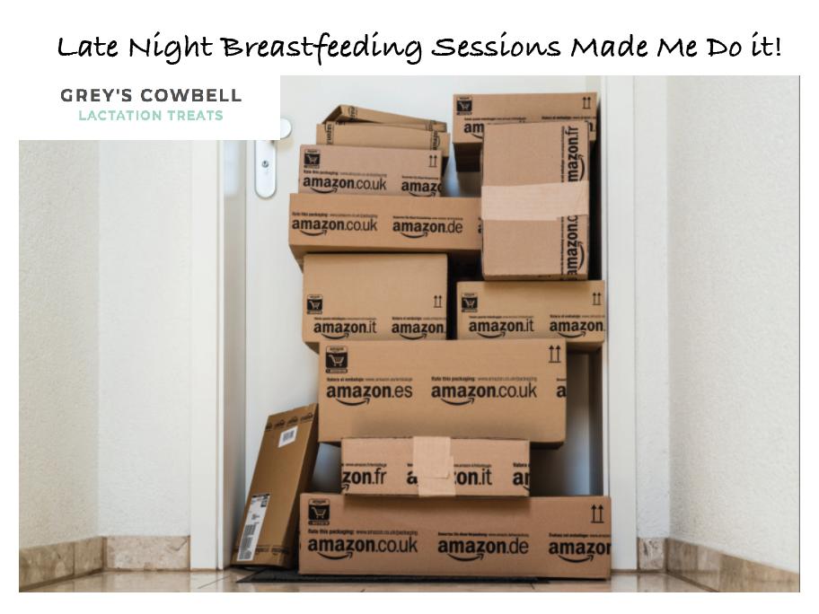 Lactation Cookies - Breastfeeding Cookies
