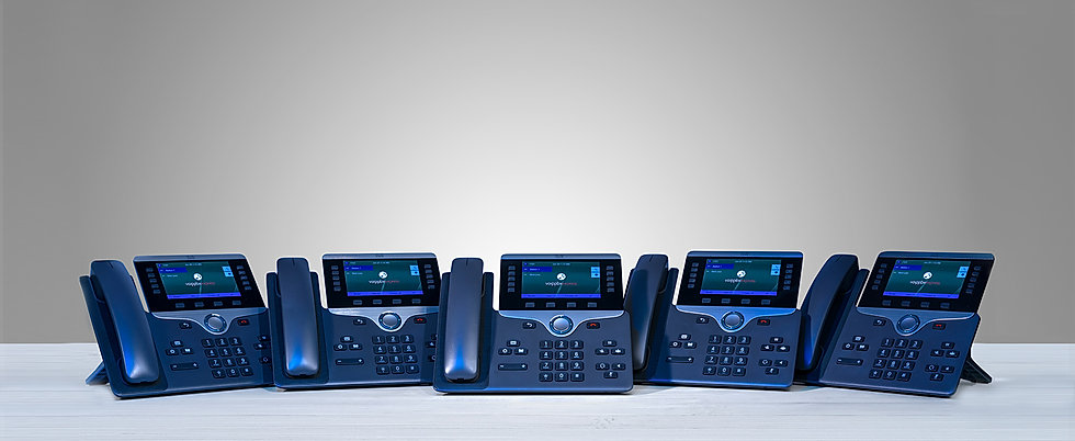 The 20 Premium - Cisco IP PBX Phone System with 8800 Phones, Recorder &  Wireless