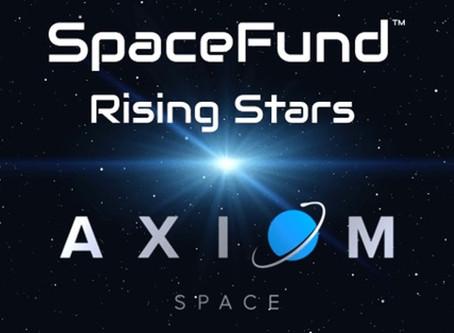 SPACEFUND RISING STAR: AXIOM SPACE