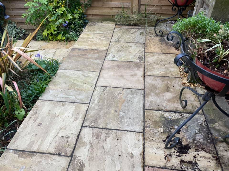 Patio Cleaning UK