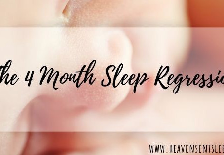 "The Dreaded ""4 Month Sleep Regression"""