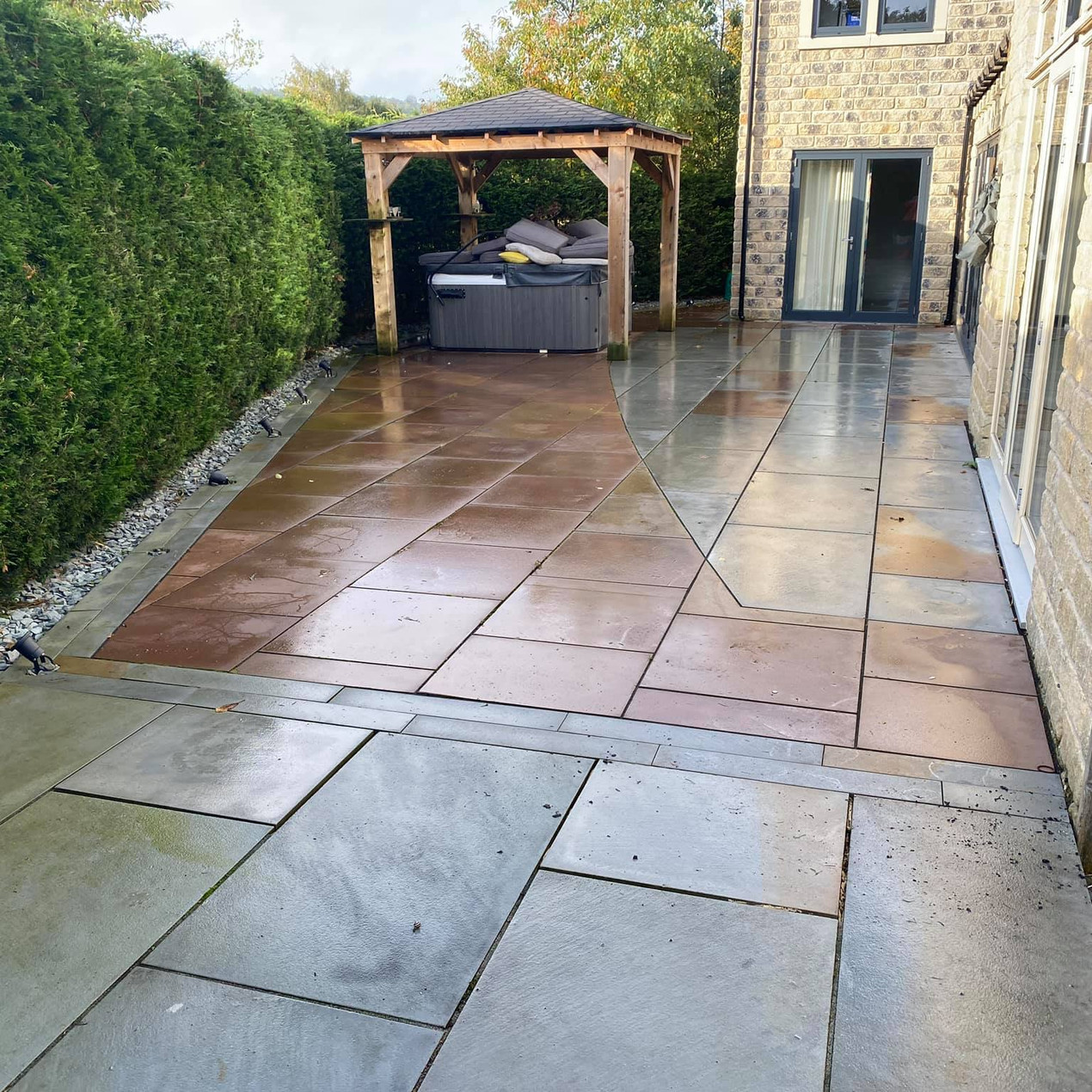 Domestic Driveway and Patio Cleaning in the UK