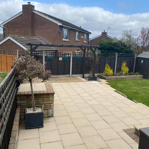 Patio and Driveway Cleaning in the UK