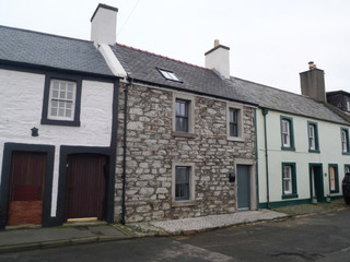 Harbour cottage renovation, Isle of Whithorn