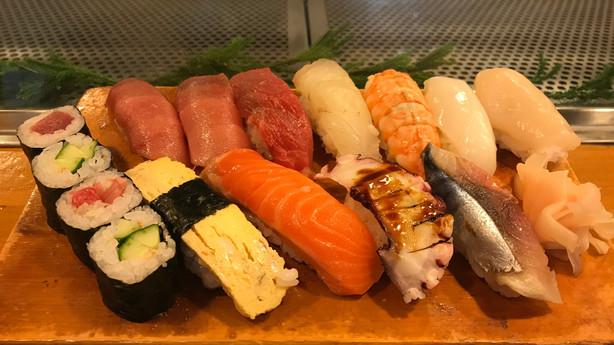 Food of Tokyo